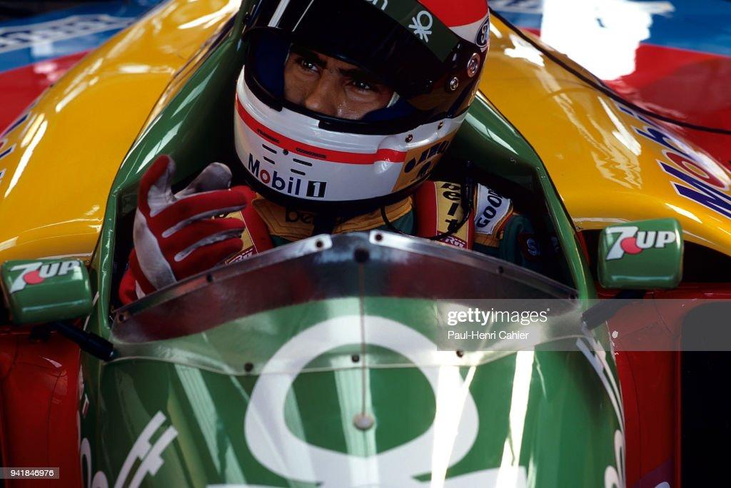 Emanuele Pirro, Grand Prix Of Spain : News Photo
