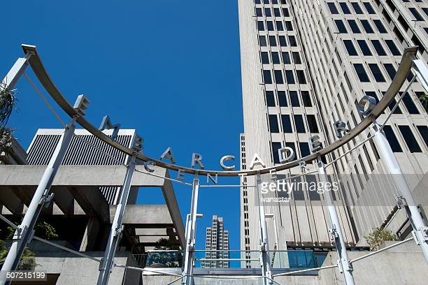 Embarcadero Center in San Francisco