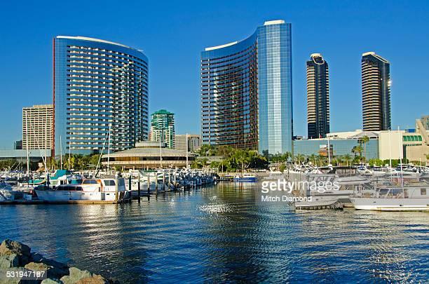 Embarcadero Marina Park in San Diego