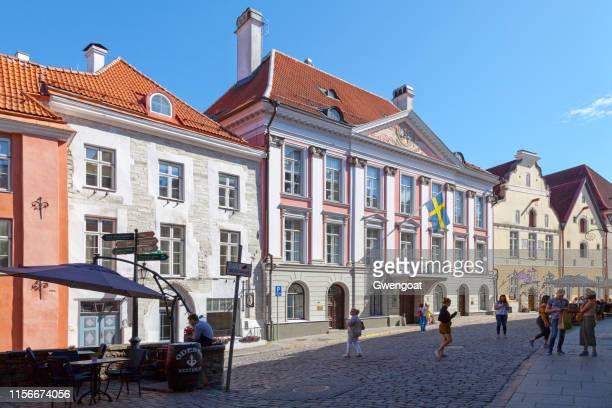Botschaft von Schweden in Tallinn