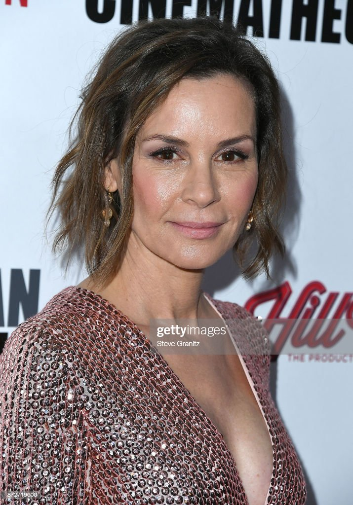 Embeth Davidtz arrives at the 31st Annual American Cinematheque Awards Gala at The Beverly Hilton Hotel on November 10, 2017 in Beverly Hills, California.