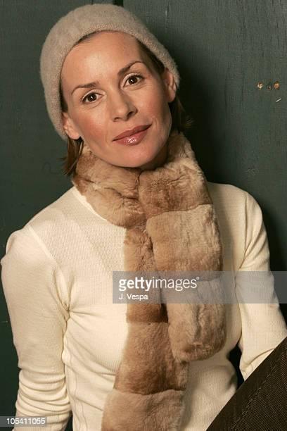 "Embeth Davidtz during 2005 Sundance Film Festival - ""Junebug"" Portraits at HP Portrait Studio in Park City, Utah, United States."