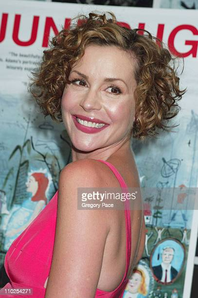 Embeth Davidtz during Junebug New York City Premiere Inside Arrivals at Loews 19th Street in New York City New York United States