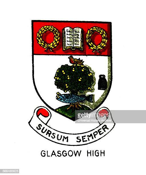 Emblem for Glasgow High School Glasgow Scotland an independent coeducational day school Founded as the Choir School of Glasgow Cathedral in around...