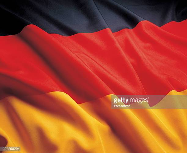 emblem, germany, fine, flag, close-up