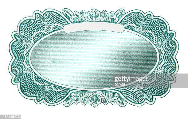 emblem - stock certificate stock pictures, royalty-free photos & images