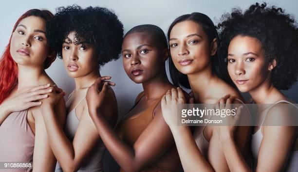 apreciar a beleza da diversidade - melanina - fotografias e filmes do acervo