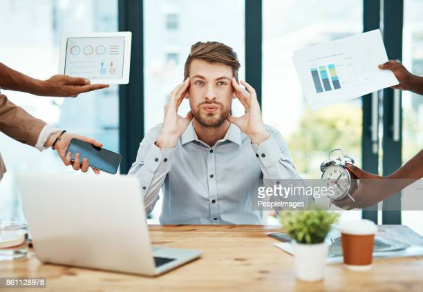 embrace the pain to inherit the gain - delegating stock photos and pictures
