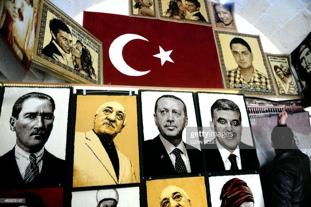 TURKEY-POLITICS-FEATURE : News Photo