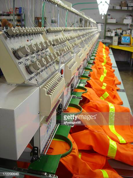 Embroidery Machine Safety