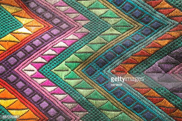 Embroidery Textile