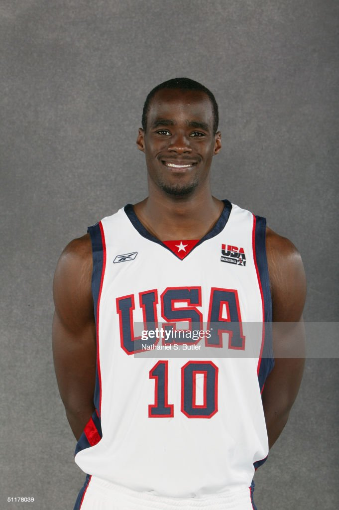 USA Men's Basketball Portraits