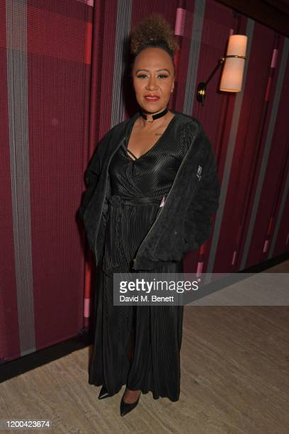 Emeli Sande attends the NME Awards after party in association with Copper Dog at The Standard on February 12 2020 in London England
