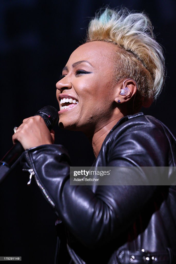 Bud Light Music First 50/50/1 Featuring Emeli Sande : News Photo