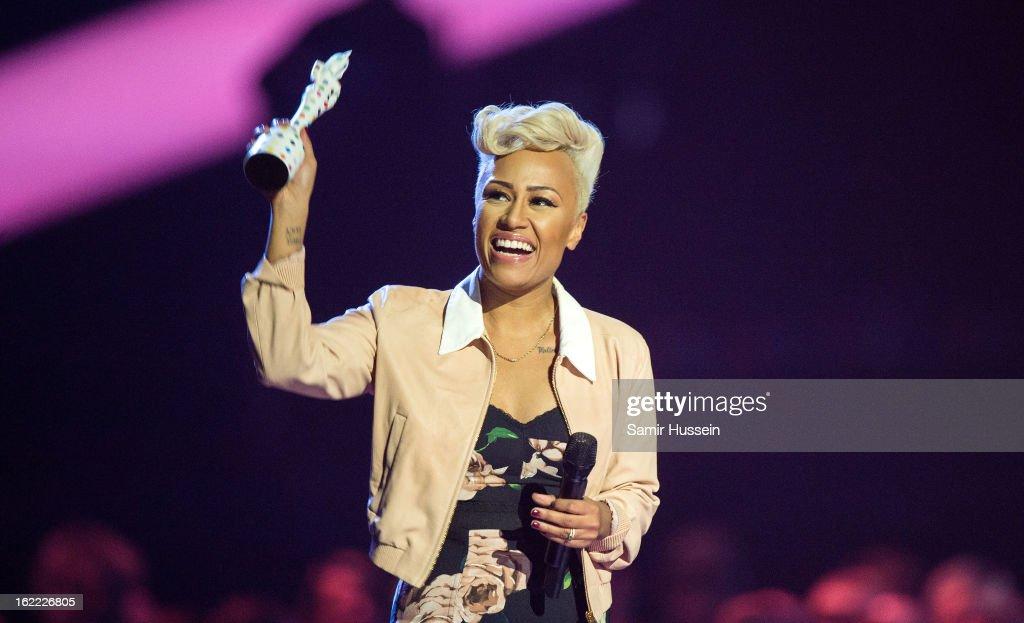Brit Awards - Show : News Photo
