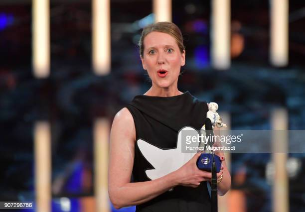 Emely Christians during the Bayerischer Filmpreis 2018 at Prinzregententheater on January 19 2018 in Munich Germany