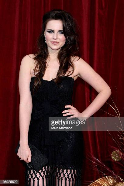 Emer Kenny attends the British Soap Awards at The London Television Centre on May 8, 2010 in London, England.