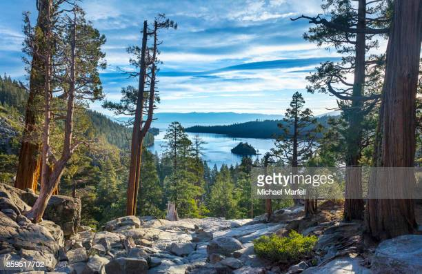 Emerald Bay Morning