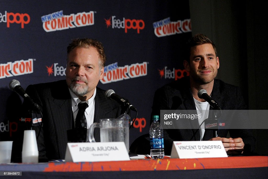 """NBC's """"New York Comic Con 2016"""" - Emerald City Panel"""