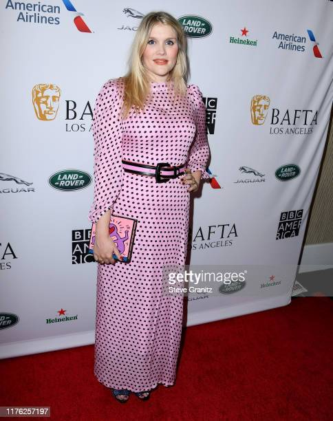 Emerald Fennell arrives at the BAFTA Los Angeles BBC America TV Tea Party 2019 at The Beverly Hilton Hotel on September 21 2019 in Beverly Hills...