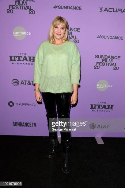 Emerald Fennell attends the 2020 Sundance Film Festival Promising Young Woman Premiere at The Marc Theatre on January 25 2020 in Park City Utah