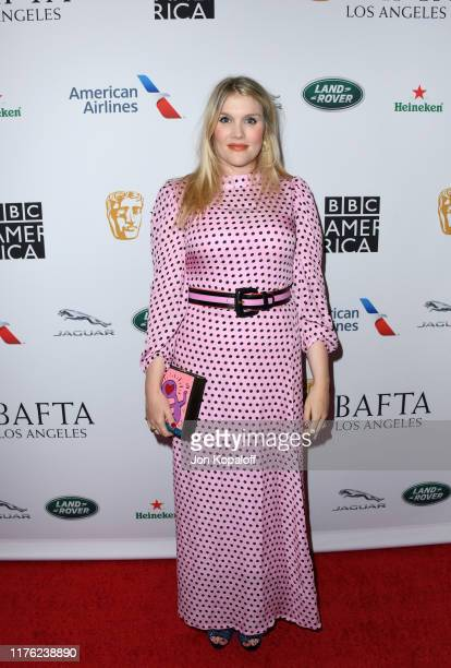 Emerald Fennell attends the BAFTA Los Angeles BBC America TV Tea Party 2019 at The Beverly Hilton Hotel on September 21 2019 in Beverly Hills...
