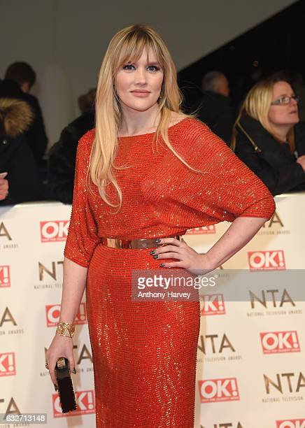 Emerald Fennell attends the National Television Awards on January 25 2017 in London United Kingdom