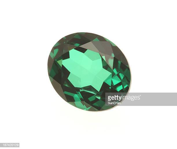 emerald - emerald gemstone stock pictures, royalty-free photos & images