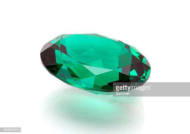 emerald stone - emerald gemstone stock pictures, royalty-free photos & images