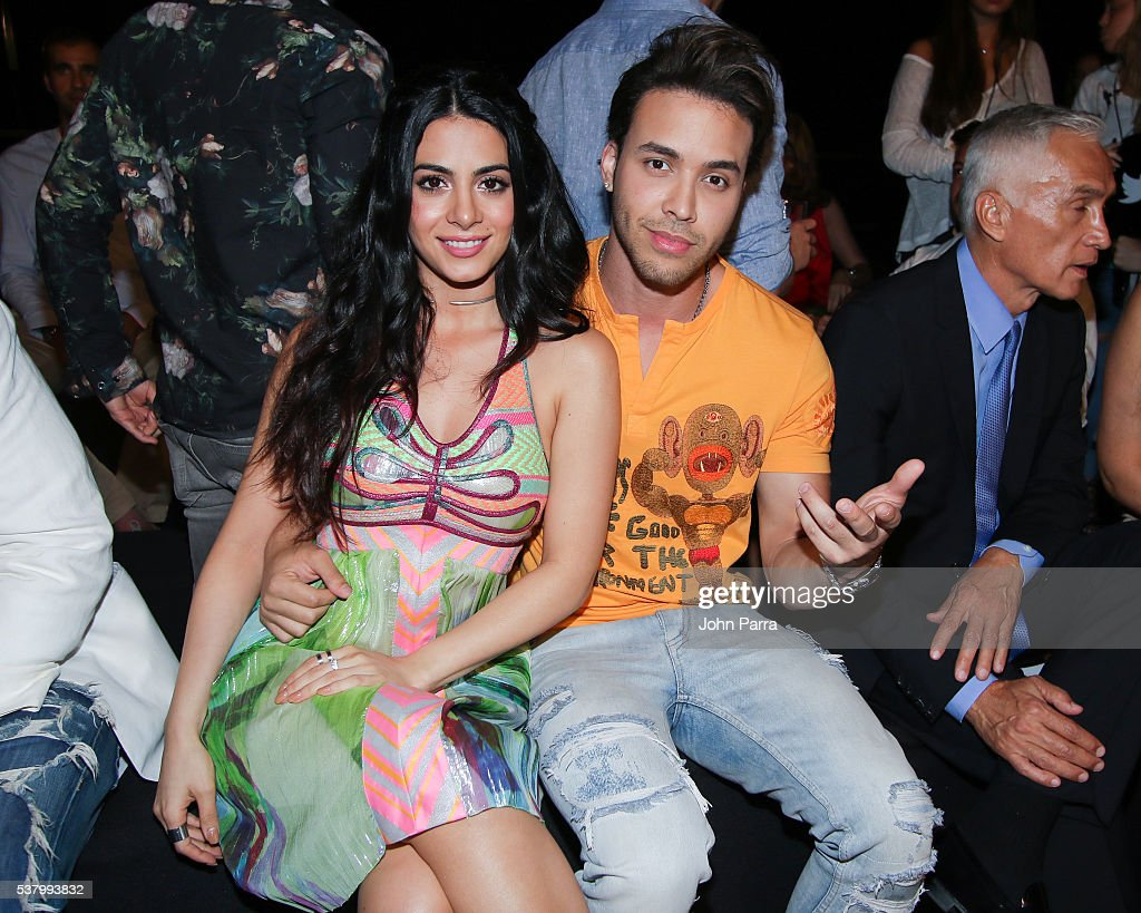 Miami Fashion Week - Day 2 Front Row And Backstage Highlights : News Photo