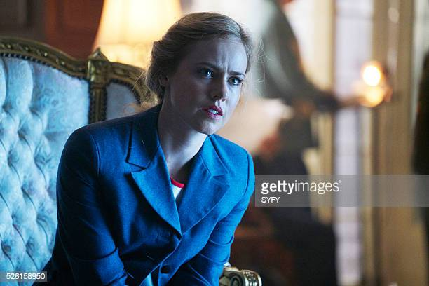 12 MONKEYS 'Emergence' Episode 204 Pictured Amanda Schull as Cassandra Railly