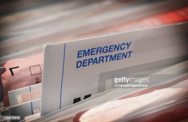 Emergency Department medical records