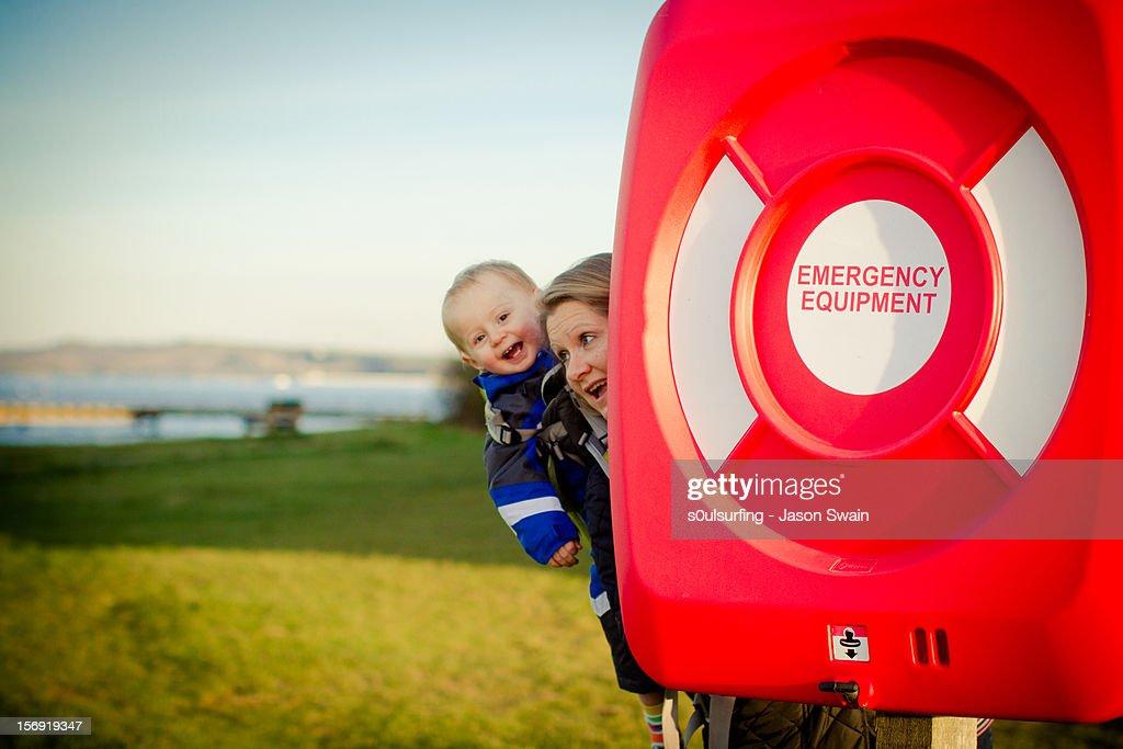 Emergency Equipment : Stock Photo