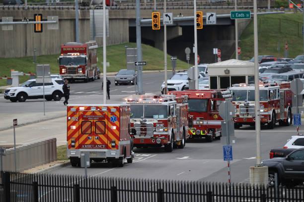 VA: Multiple People Shot After Gunman Opens Fire At Pentagon Transit Center