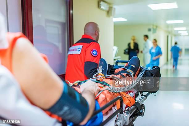Urgence de l'hôpital