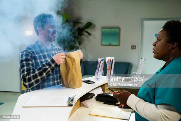 """Emergency Interview Driving Lunch"""" -- When Matt is in a hurry to get to the fertility clinic, each member of the family has a crisis that prevents..."""