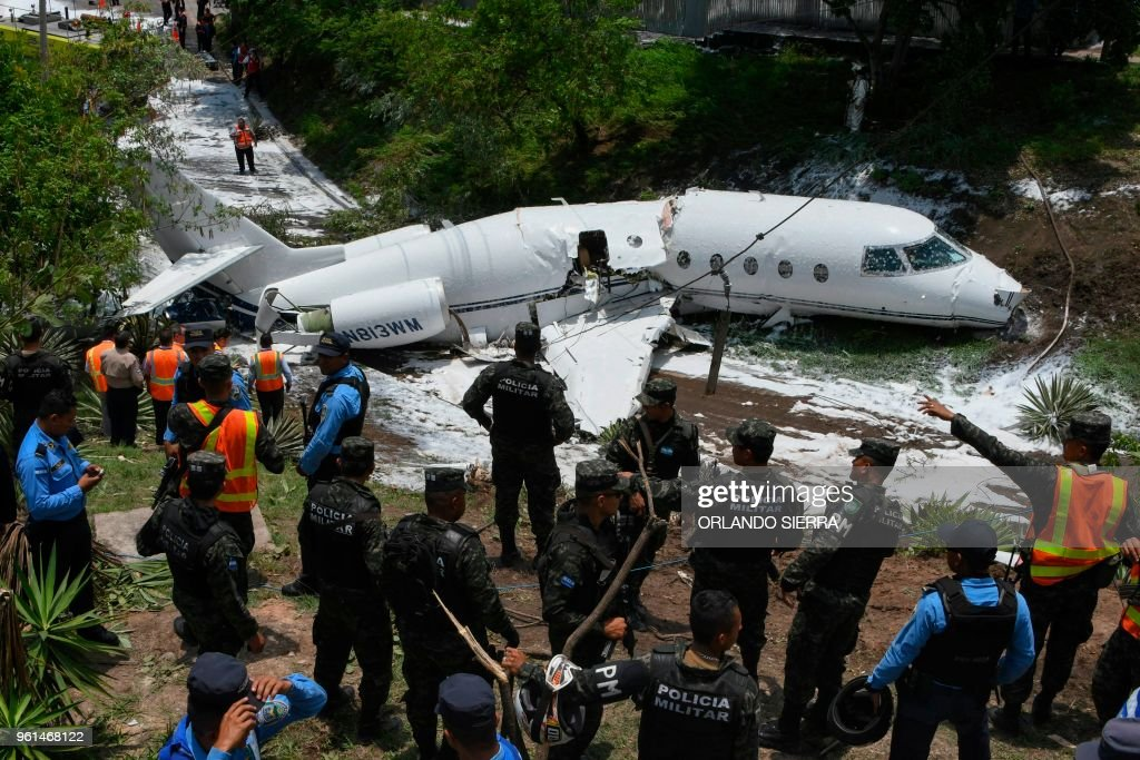 Honduras Air Crash: Crew And Passengers Survive