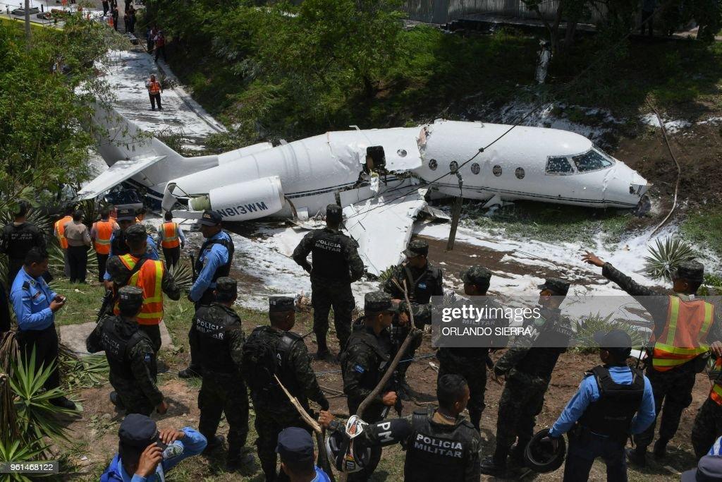 Honduras Air Crash: Crew And Passengers Survive