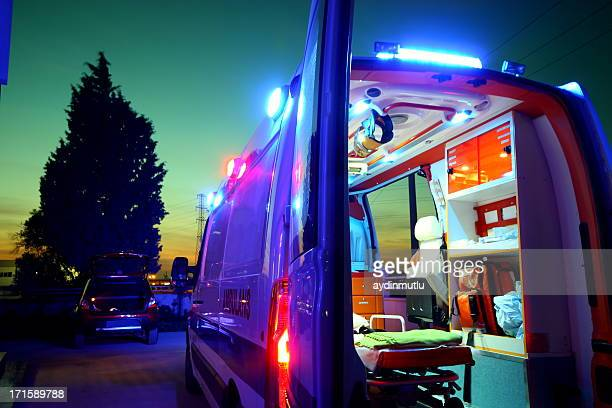 emergency - street light stock pictures, royalty-free photos & images