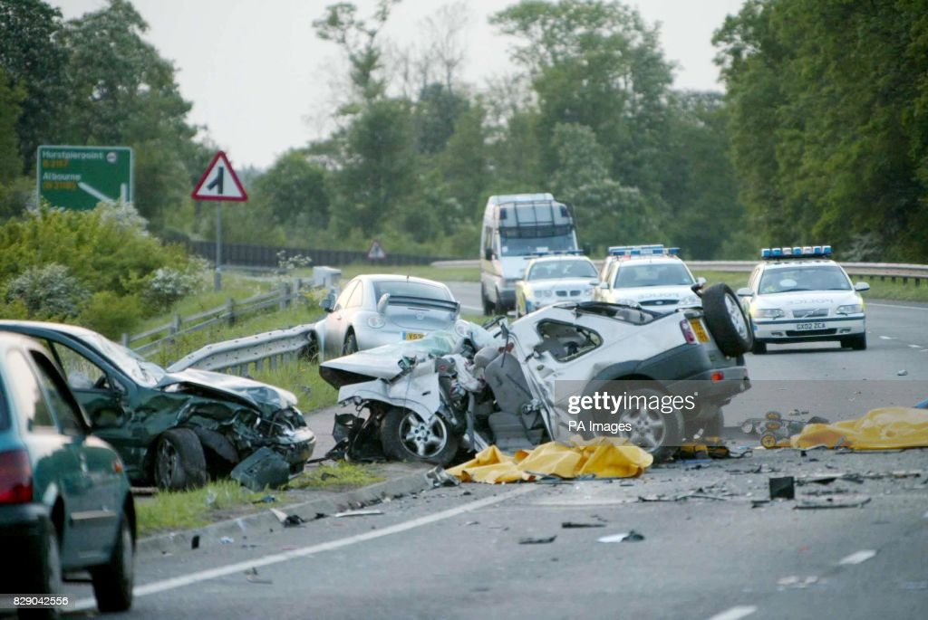 Brighton major road accident Pictures | Getty Images
