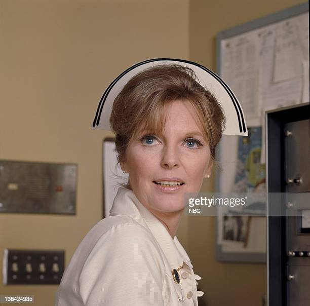 EMERGENCY 'Emergency The WedsworthTownsend Act' Episode 1 Aired 1/15/1972 Pictured Julie London as Nurse Dixie McCall