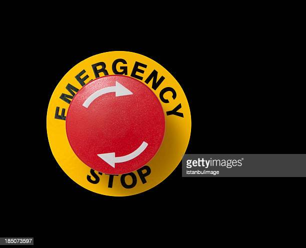 emergency-stop button