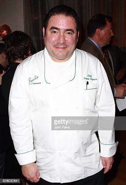 Emeril Lagasse celebrates The 5th Anniversary Of Emeril's On South Beach to benefit the Miami Children's Hospital Foundation at Emerils South Beach...