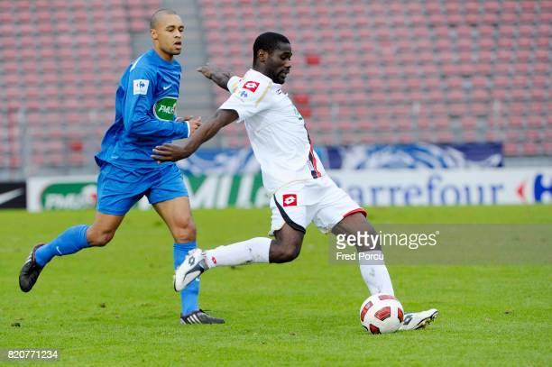 Emerse FAE Creteil / Nice 1/32eme de Finale de la Coupe de France