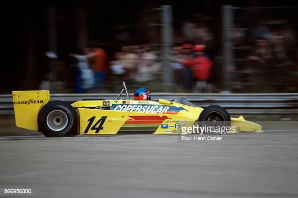 Emerson Fittipaldi, Fittipaldi-Ford F5A, Grand Prix of Italy, Autodromo Nazionale Monza, 10 September 1978.