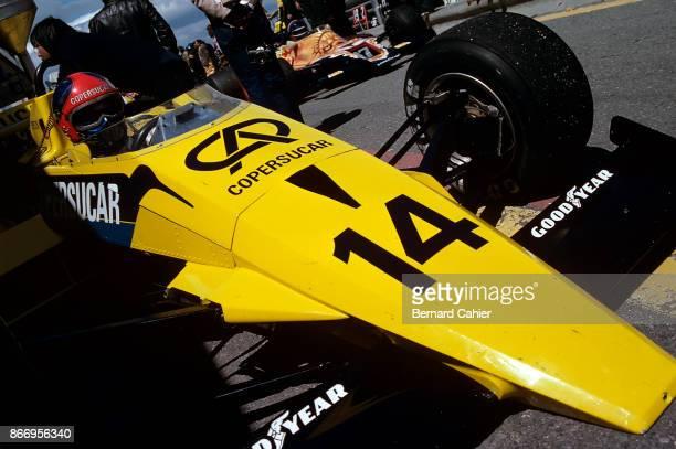 Emerson Fittipaldi FittipaldiFord F5A Grand Prix of Spain Circuito del Jarama 29 April 1979