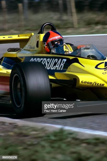 Emerson Fittipaldi FittipaldiFord F6A Grand Prix of the Netherlands Circuit Park Zandvoort 26 August 1979