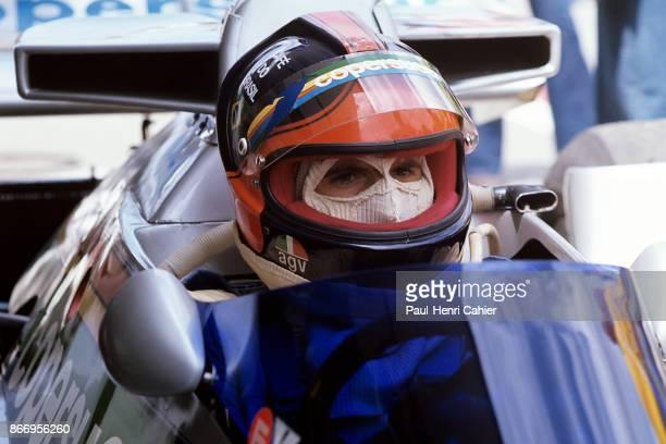Emerson Fittipaldi FittipaldiFord FD04 Grand Prix of Spain Circuito del Jarama 02 May 1976
