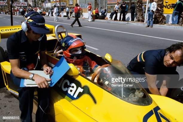 Emerson Fittipaldi FittipaldiFord FD04 Grand Prix of the United States Watkins Glen International 02 October 1977