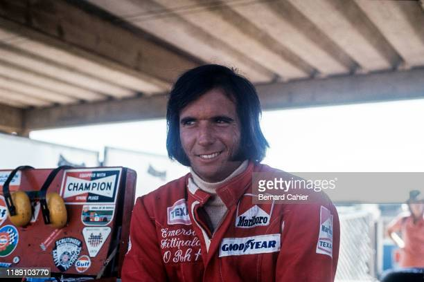 Emerson Fittipaldi, Grand Prix of Brazil, Interlagos, 27 January 1974.